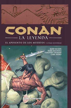 CONAN: LA LEYENDA HC #04. EL APOSENTO DE LOS MUERTOS