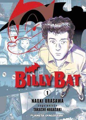 BILLY BAT #01