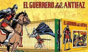 EL GUERRERO DEL ANTIFAZ. LA OBRA COMPLETA #50