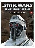 STAR WARS CASCOS COLECCION #24 MAGNAGUARDIA