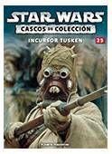 STAR WARS CASCOS COLECCION #25 INCURSOR TUSKEN