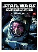 STAR WARS CASCOS COLECCION #26 PILOTO DE ALA-Y