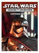STAR WARS CASCOS COLECCION #42 CAPITAN PHASMA