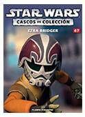 STAR WARS CASCOS COLECCION #47 EZRA BRIDGER