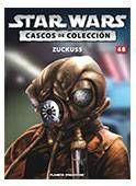 STAR WARS CASCOS COLECCION #48 ZUCKUSS