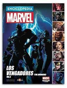 ENCICLOPEDIA MARVEL COLECCIONABLE #031. LOS VENGADORES VOL. 5