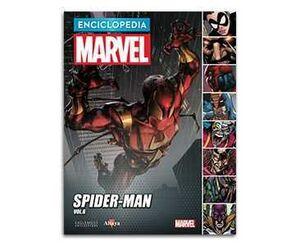 ENCICLOPEDIA MARVEL COLECCIONABLE #039. SPIDERMAN VOL. 6