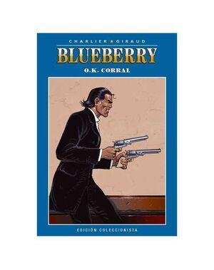 BLUEBERRY COLECCIONABLE #034. O.K. CORRAL