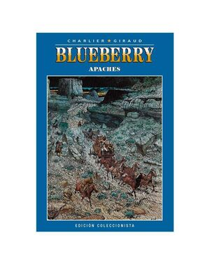 BLUEBERRY COLECCIONABLE #038. APACHES