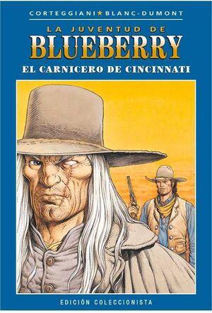 BLUEBERRY COLECCIONABLE #043. EL CARNICERO DE CINCINATI