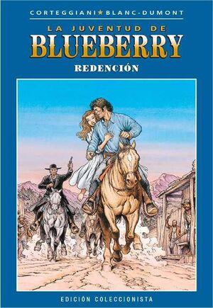 BLUEBERRY COLECCIONABLE #049. REDENCION