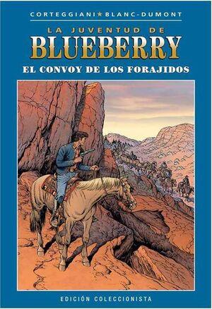 BLUEBERRY COLECCIONABLE #053. EL CONVOY DE LOS FORAJIDOS