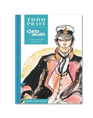 COLECCIONABLE TODO PRATT #01. CORTO MALTES: LA BALADA DEL MAR SALADO 1