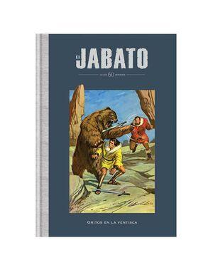 COLECCIONABLE EL JABATO EL GRAN HEROE IBERO! #052. GRITOS EN LA VENTISCA