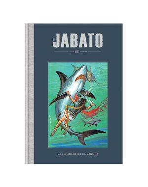 COLECCIONABLE EL JABATO EL GRAN HEROE IBERO! #053. LOS DIABLOS DE LA LAGUNA