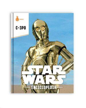 COLECCIONABLE STAR WARS ENCICLOPEDIA #13