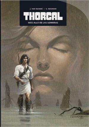 COLECCIONABLE THORGAL. EDICION EXCLUSIVA #05. MAS ALLA DE LAS SOMBRAS