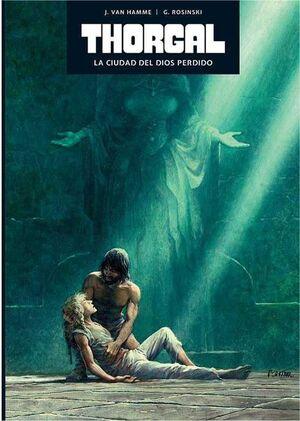 COLECCIONABLE THORGAL. EDICION EXCLUSIVA #12. LA CIUDAD DEL DIOS PERDIDO