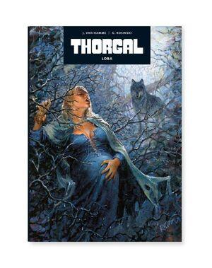 COLECCIONABLE THORGAL. EDICION EXCLUSIVA #16. LOBA