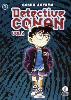 DETECTIVE CONAN 2 #01