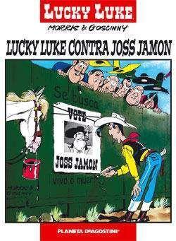 LUCKY LUKE #003. CONTRA JOSS JAMON