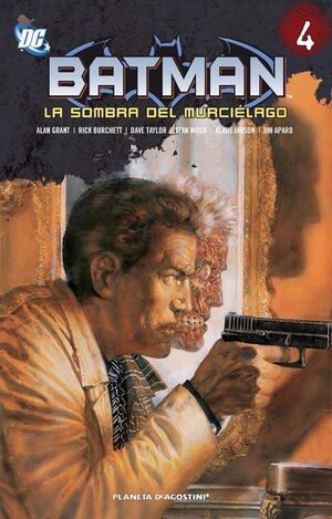 BATMAN: LA SOMBRA DEL MURCIELAGO #04