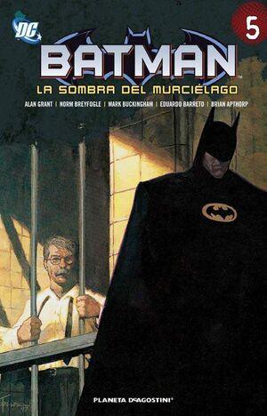 BATMAN: LA SOMBRA DEL MURCIELAGO #05