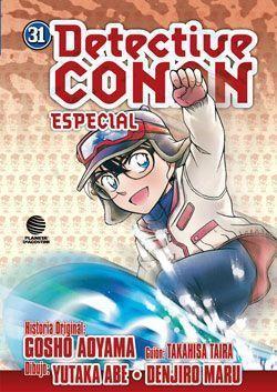 DETECTIVE CONAN ESPECIAL #31