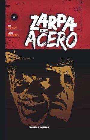 ZARPA DE ACERO #04
