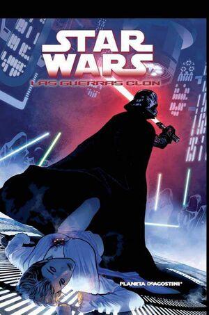 STAR WARS. LAS GUERRAS CLON INTEGRAL #02