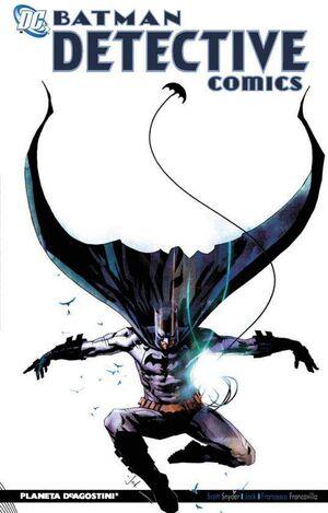 BATMAN DETECTIVE COMICS #01