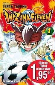 INAZUMA ELEVEN #01 (PROMOCION ESPECIAL)