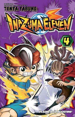 INAZUMA ELEVEN #04