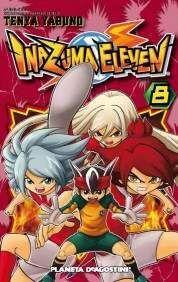 INAZUMA ELEVEN #08