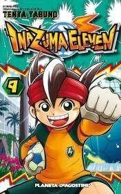 INAZUMA ELEVEN #09
