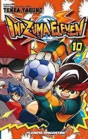 INAZUMA ELEVEN #10