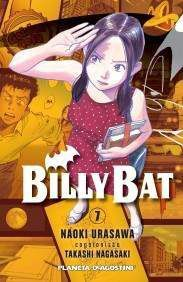 BILLY BAT #07