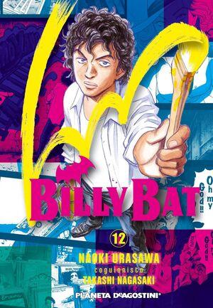 BILLY BAT #12