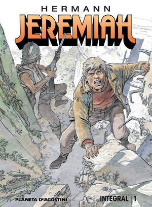JEREMIAH INTEGRAL #01