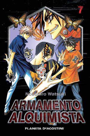 ARMAMENTO ALQUIMISTA #07