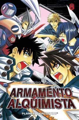 ARMAMENTO ALQUIMISTA #08