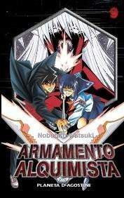 ARMAMENTO ALQUIMISTA #09