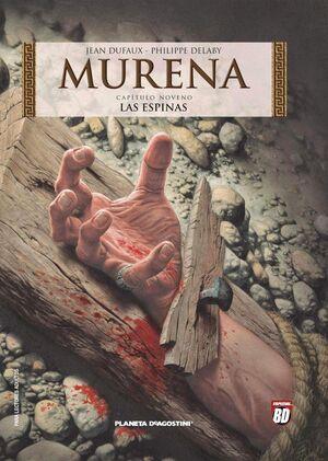 MURENA #09. LAS ESPINAS