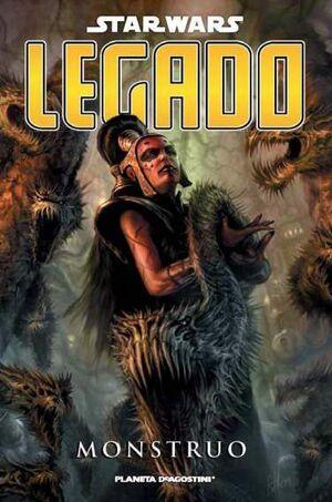 STAR WARS LEGADO #09. MONSTRUO