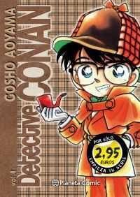 DETECTIVE CONAN NUEVA EDICION #01 (PROMOCION ESPECIAL)
