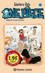 ONE PIECE #01 (PROMOCION ESPECIAL)