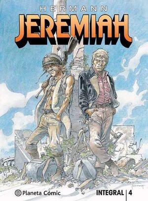 JEREMIAH. INTEGRAL #04 (NUEVA EDICION)