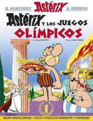 ASTERIX Y LOS JUEGOS OLIMPICOS (EDICION 2016)