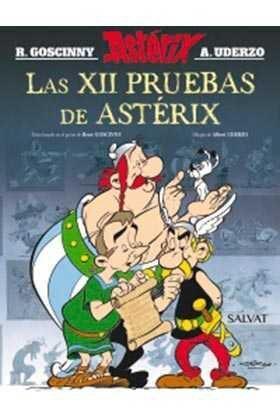ASTERIX: LAS XII PRUEBAS DE ASTERIX