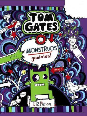 TOM GATES: MONSTRUOS GENIALES
